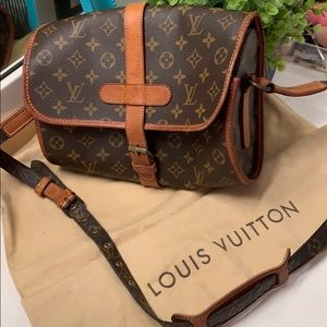 Authentic VTG Louis Vuitton Marne Shoulder Bag